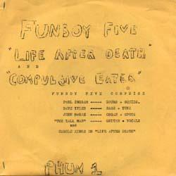 Funboy Five Compulsive Eater